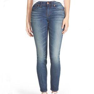 Madewell Skinny Skinny MidRise Jeans (Edmonton) 29